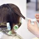 パーマによる髪のダメージ