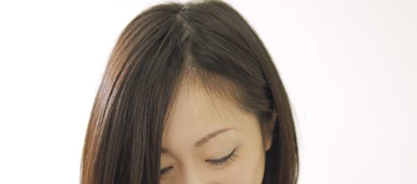 頭皮の健康のために