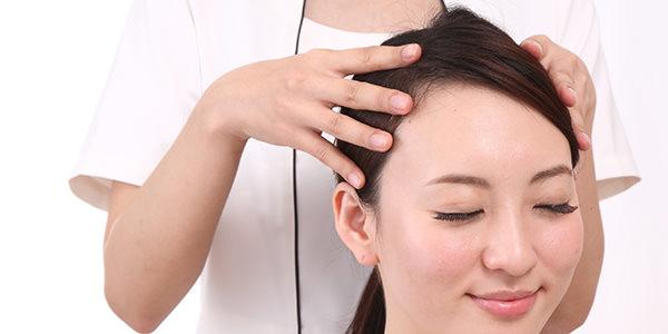 健康な頭皮を生む4要素