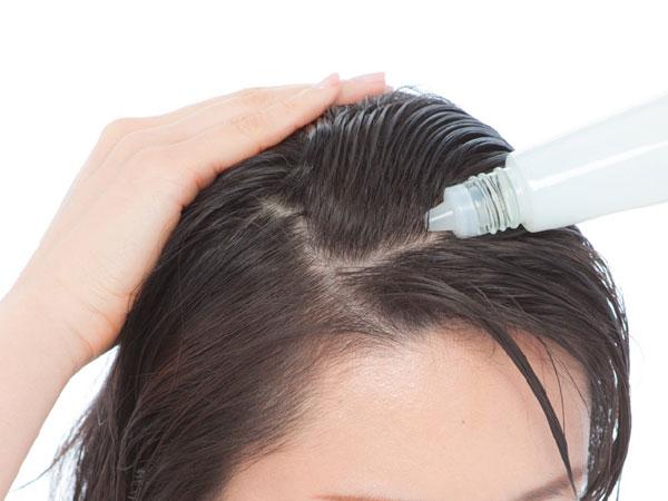 頭皮用エッセンスの効果的な使い方