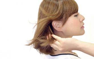 女性の薄毛の症状
