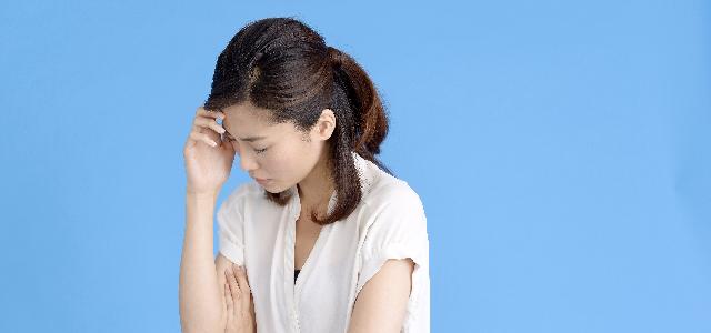 30代女性の気になり始める白髪