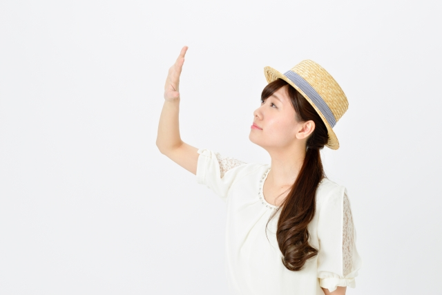 紫外線と頭皮の関係
